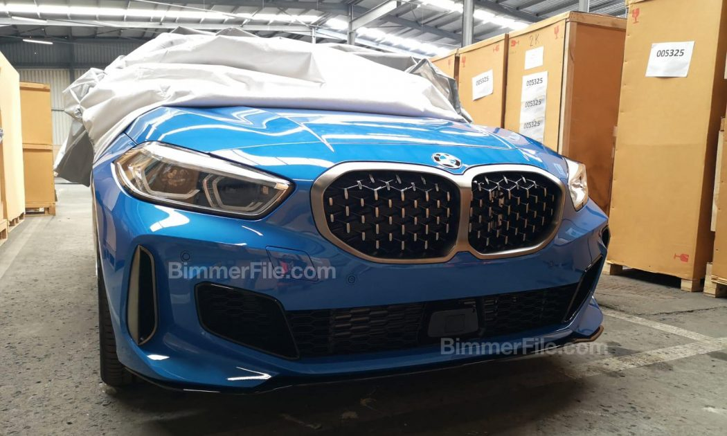 Exclusive First Look At The All New 2020 Bmw M135i Bimmerfile