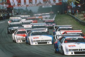 The BMW M1 Procar Is Racing Again