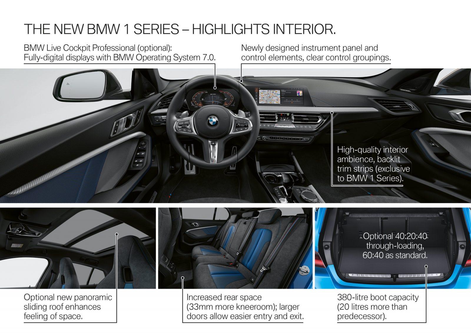 World Premier: The All New 2020 BMW 1 Series - BimmerFile