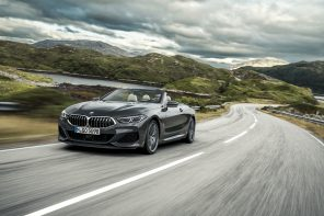 A New V8 and other BMW Model Updates for Summer Production