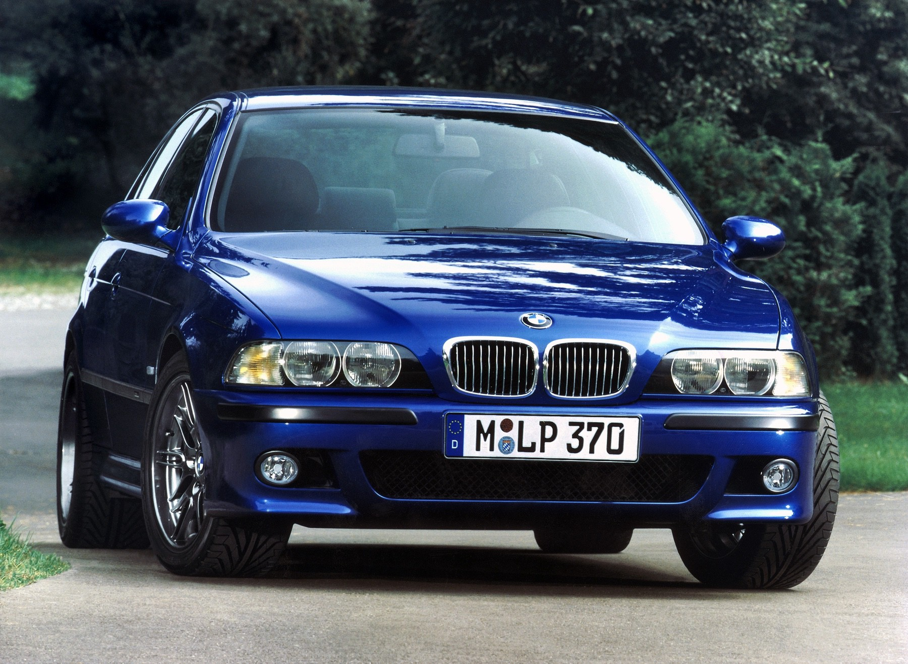 Why is the E39 M5 Still Considered the Perfect M5? - BimmerFile