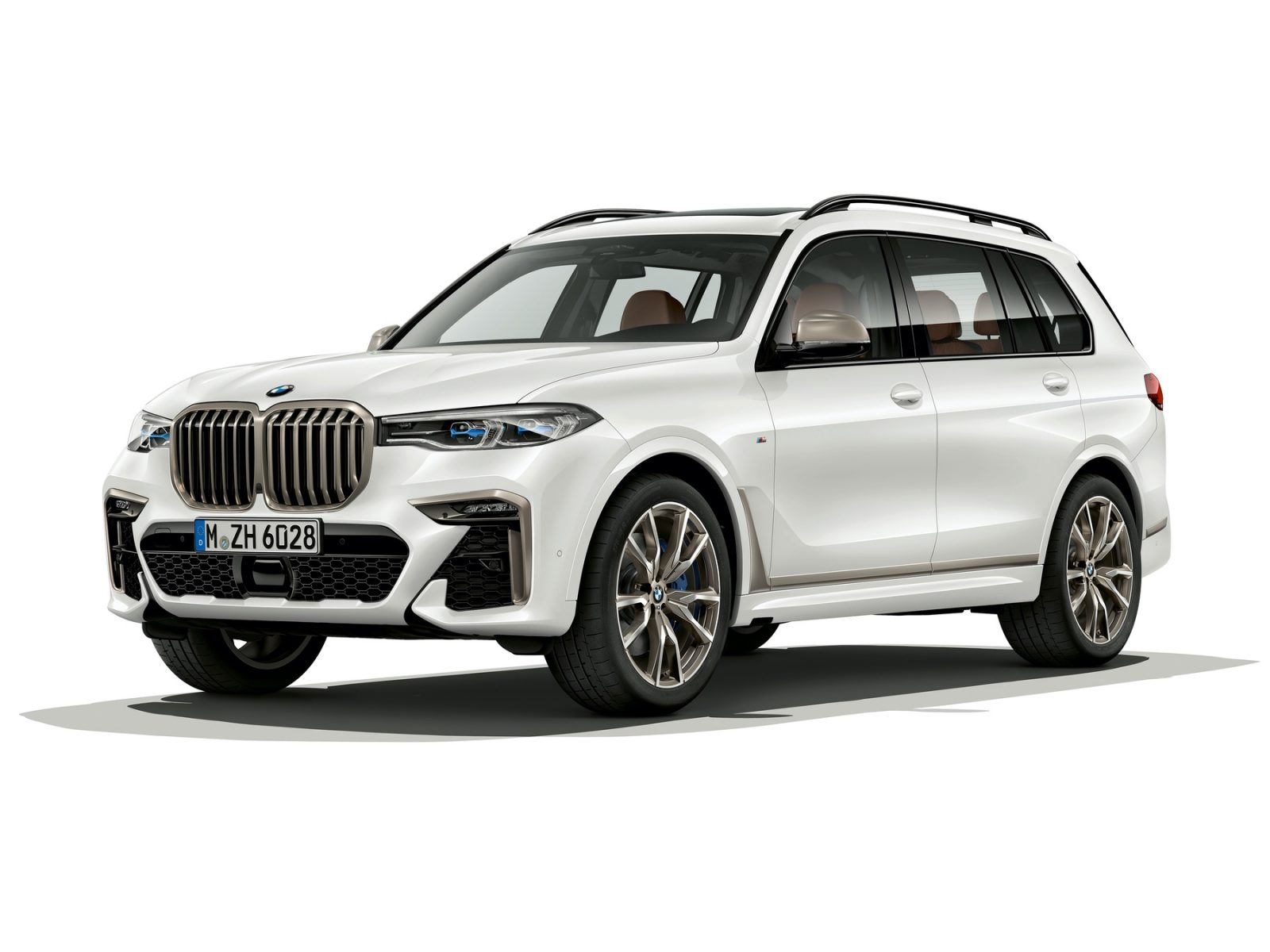 X5 M50i and X7 M50i