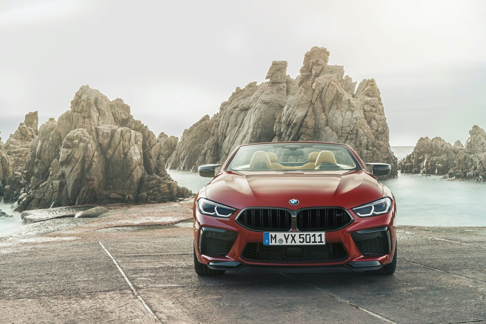 World Premier: The 2020 BMW M8 Coupe and Convertible