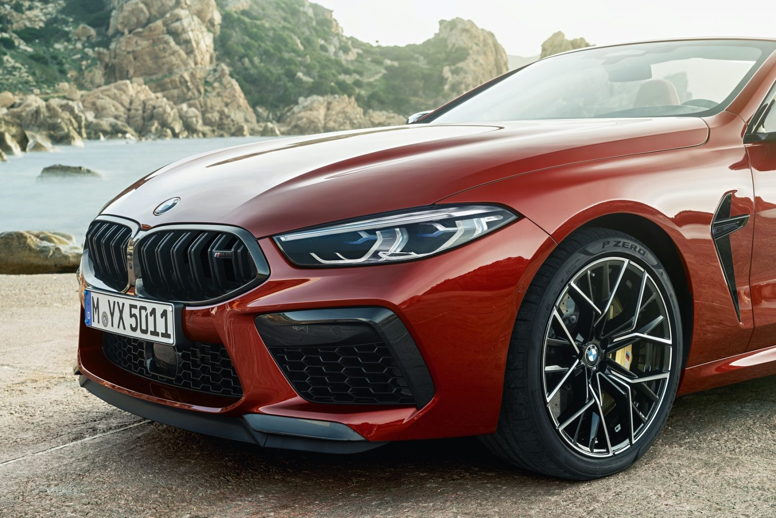 World Premier The 2020 Bmw M8 Coupe And Convertible