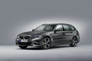 World Premier: The 2020 BMW 3 Series Wagon