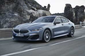 World Premier: 2020 BM 8 Series Gran Coupe