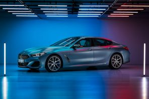 Leaked: 2020 BMW 8 Series Gran Coupe