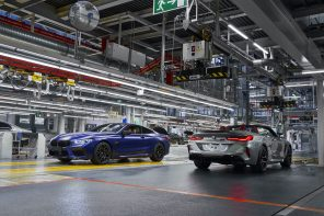 BMW Begins Production of the 8 Series Gran Coupe & M8 Competition