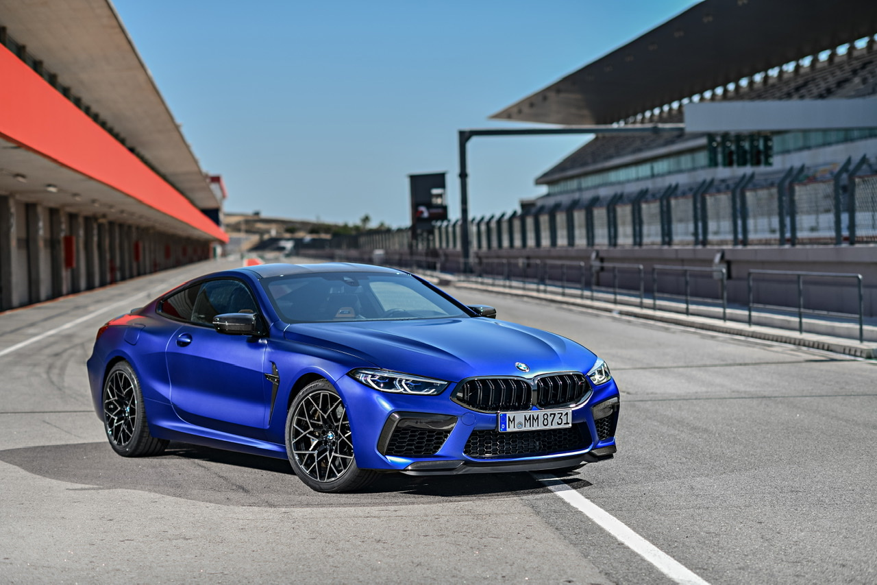 Pirelli & BMW Create a Custom Pirelli P Zero for the M8