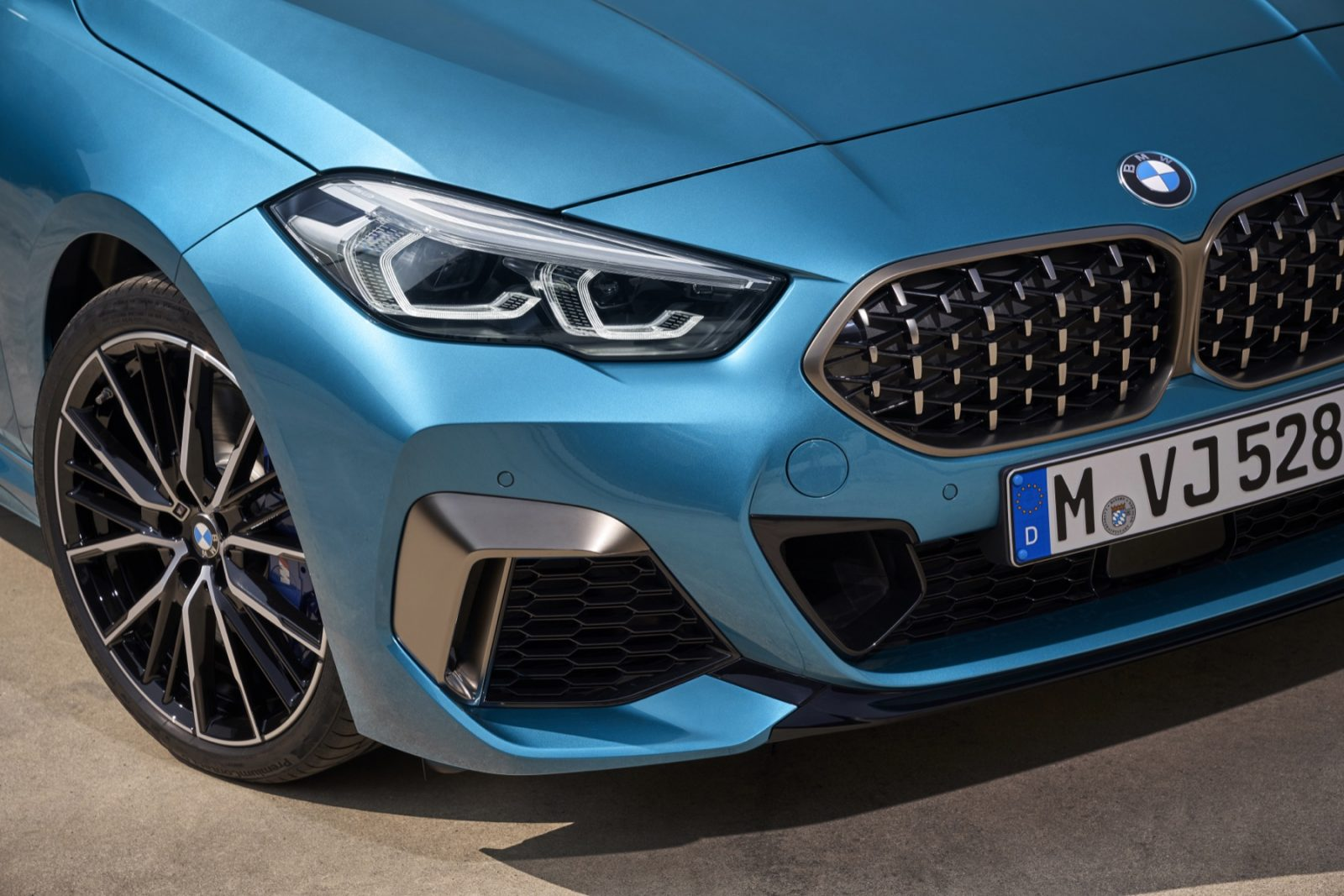 Introducing the BMW 2 Series Gran Coupe - a Four Door MINI ...