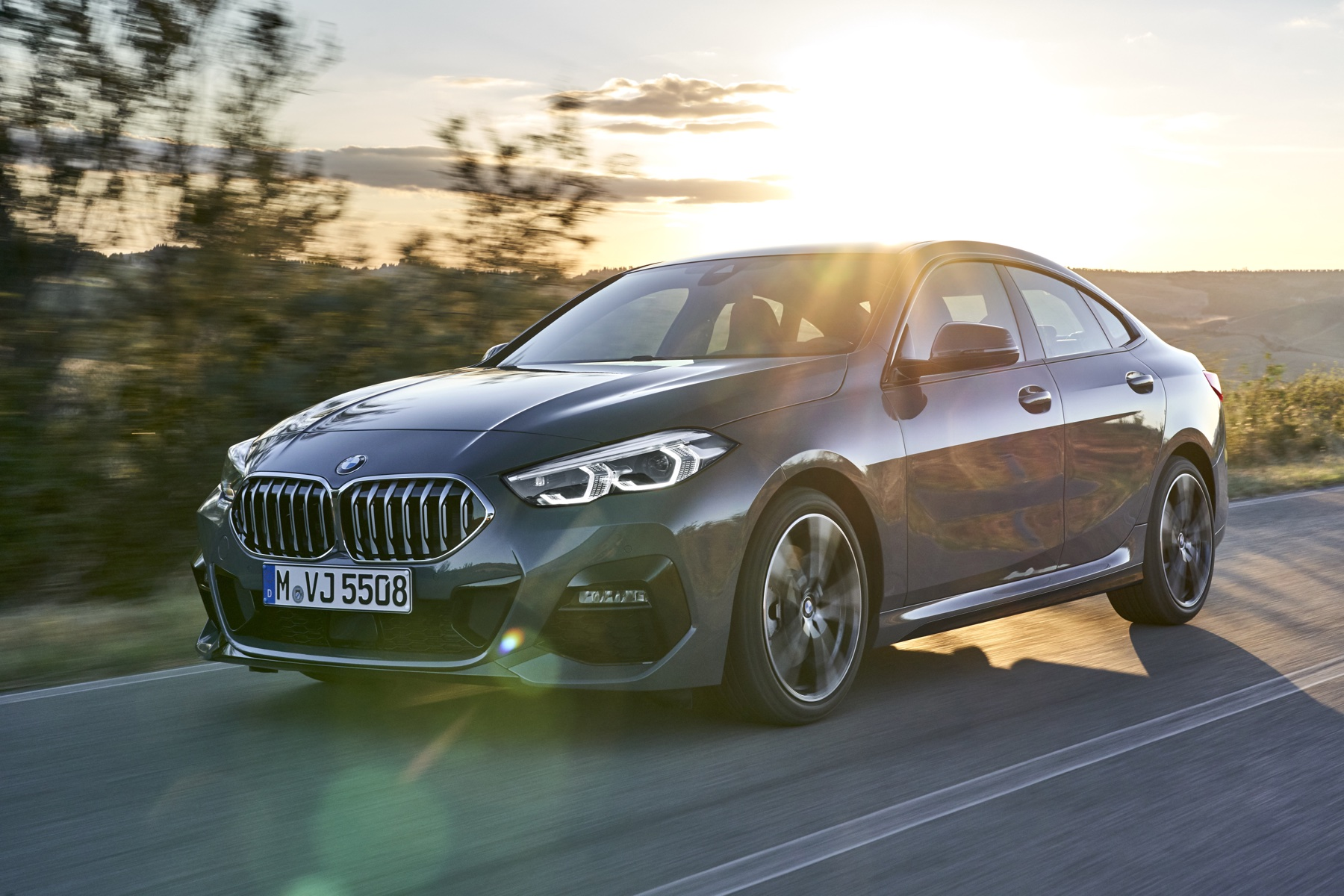 Introducing The Bmw 2 Series Gran Coupe A Four Door Mini In Bmw Clothes Motoringfile