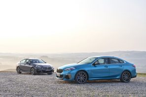 World Premier: First Ever BMW 2 Series Gran Coupe