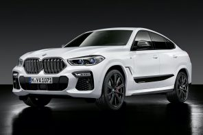 BMW M Performance Parts for the BMW X5 M, X6 M and X7