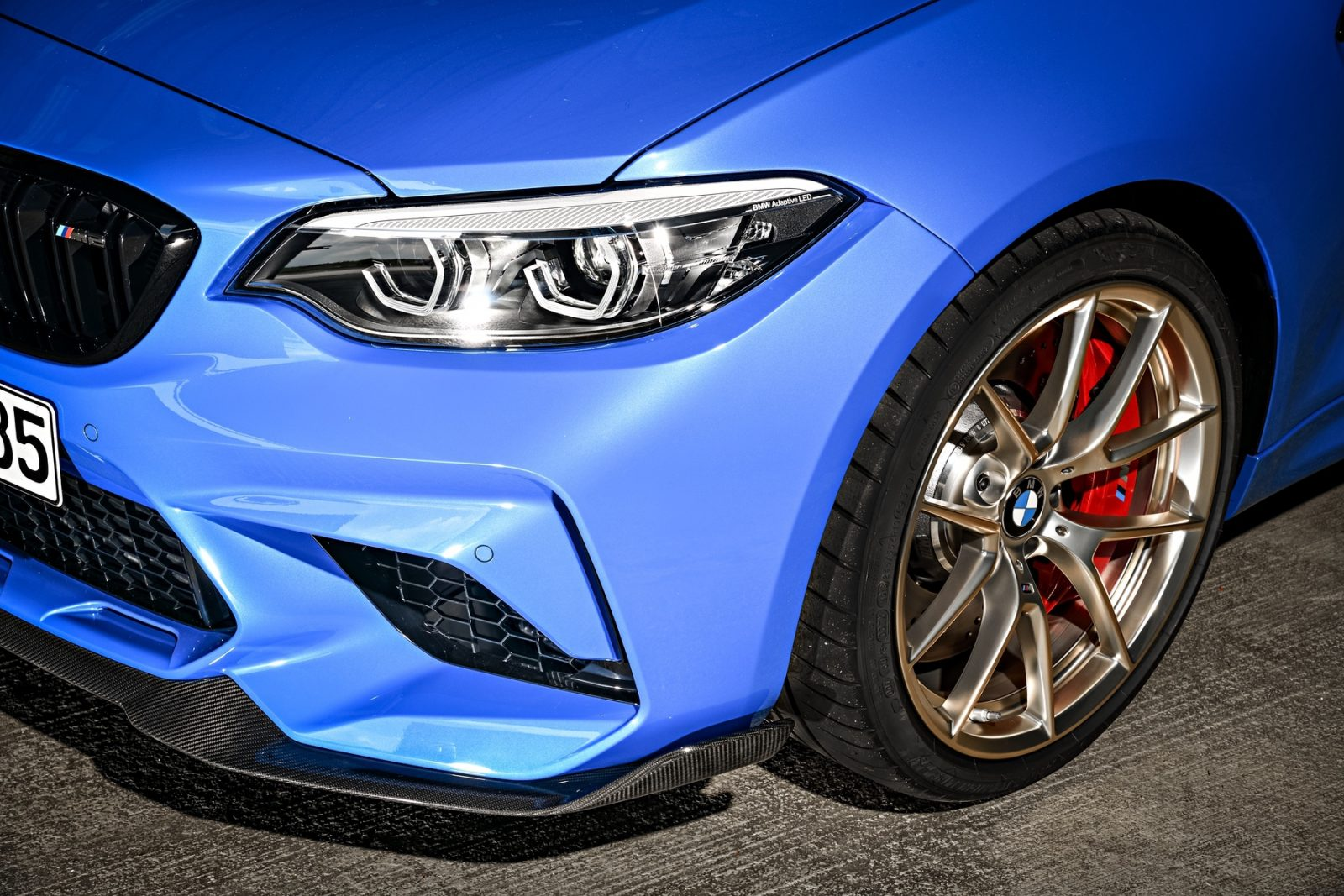 BMW M2 CS Pricing