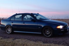 That Time an E39 M5 Broke the Cross-Country Record is Now a Movie